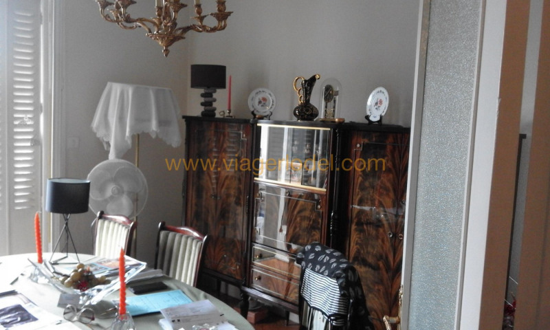 Viager appartement Clermont-ferrand 46 000€ - Photo 1