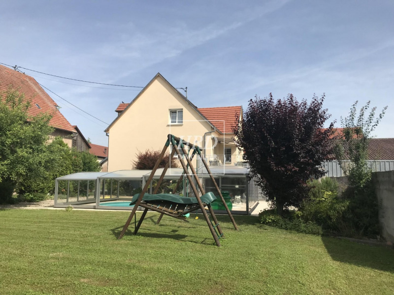 Sale house / villa Hurtigheim 514800€ - Picture 2