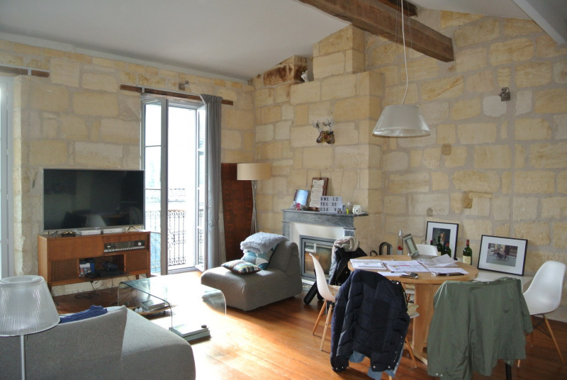 Vente appartement Bordeaux 495 000€ - Photo 1