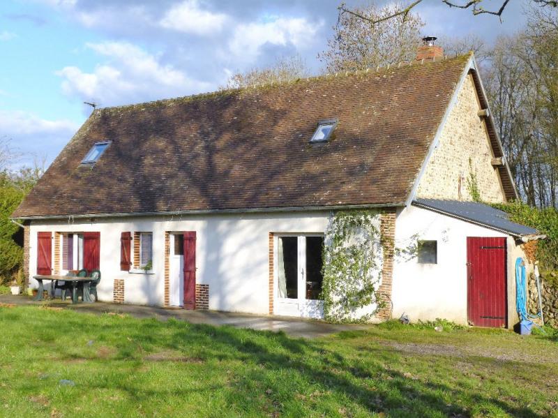 Vente maison / villa Verneuil d'avre et d'iton 147000€ - Photo 1
