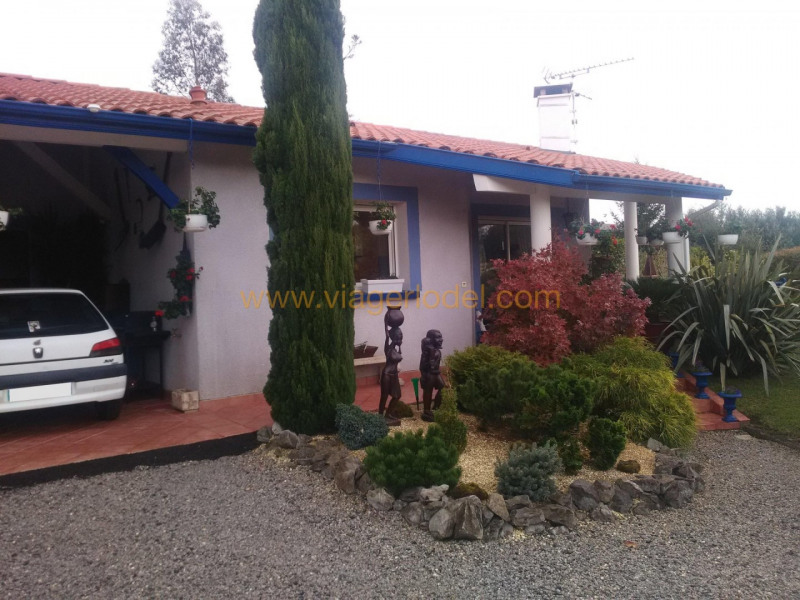 Life annuity house / villa Heugas 85000€ - Picture 4