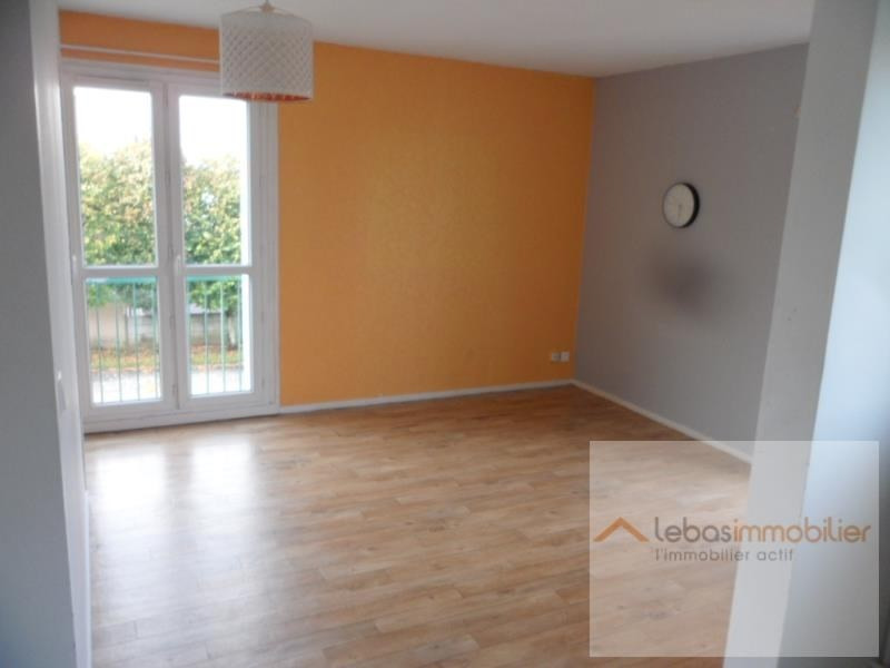 Rental apartment Yvetot 499€ CC - Picture 1