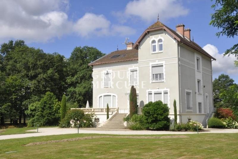 Vente de prestige maison / villa Villars les dombes 1950000€ - Photo 11