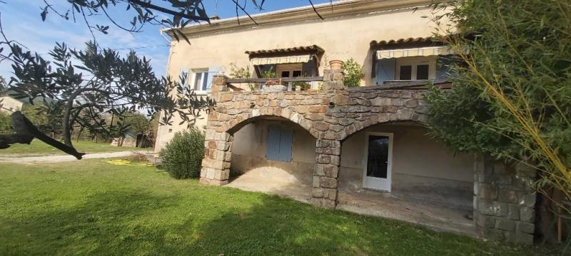Vente maison / villa Laval pradel 265000€ - Photo 1