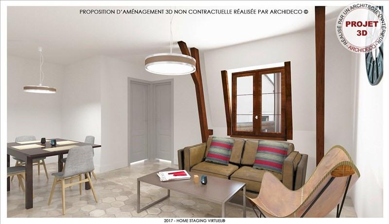 Vente appartement Auxerre 69900€ - Photo 3