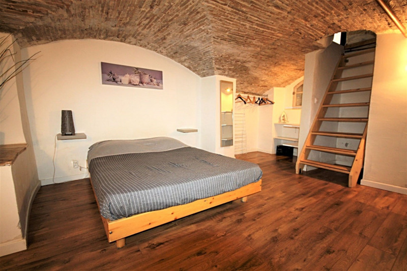 Rental apartment Antibes 750€ CC - Picture 5