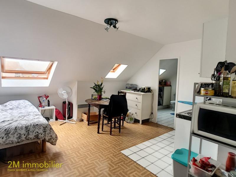 Rental apartment Melun 455€ CC - Picture 1