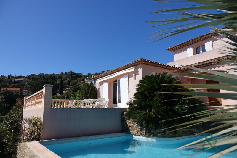 Immobile residenziali di prestigio casa Bormes les mimosas 950000€ - Fotografia 9