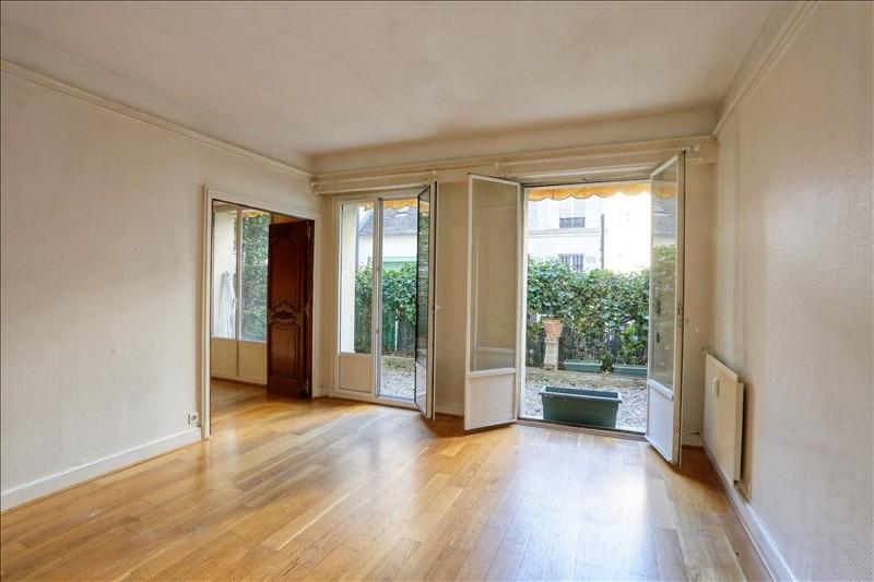 Vente appartement Paris 15ème 598000€ - Photo 1