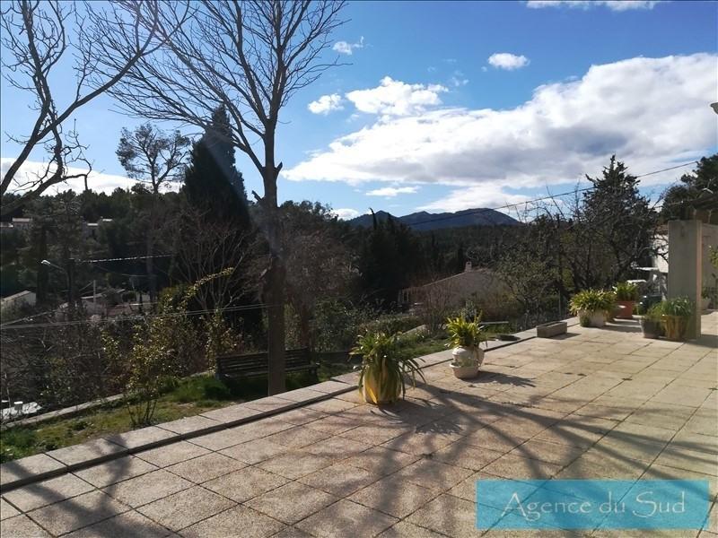 Vente maison / villa La bouilladisse 550000€ - Photo 2