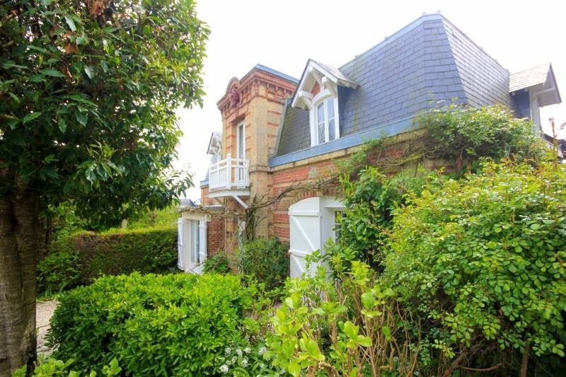 Deluxe sale house / villa Villers sur mer 765000€ - Picture 2
