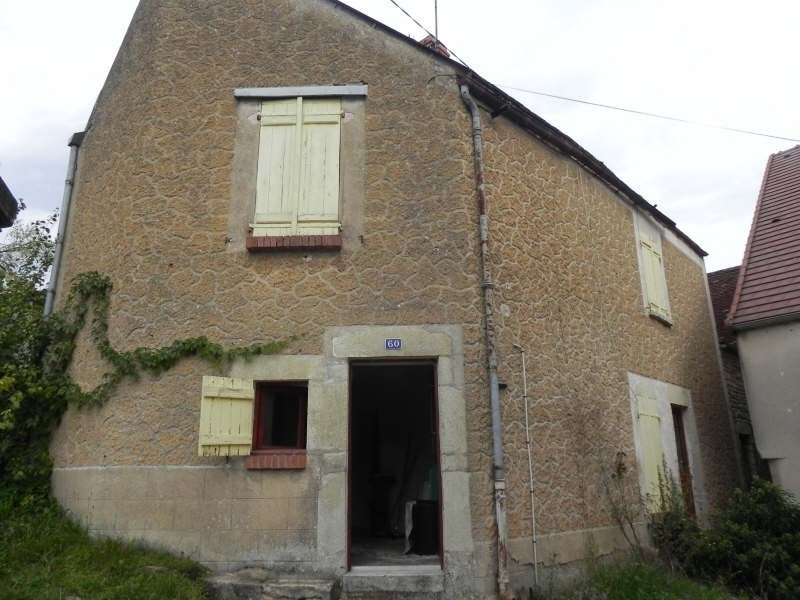 Vente maison / villa Arcy sur cure 50000€ - Photo 1