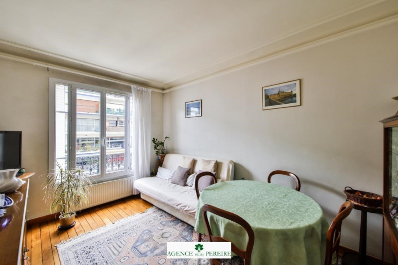 Sale apartment Paris 17ème 556 000€ - Picture 2