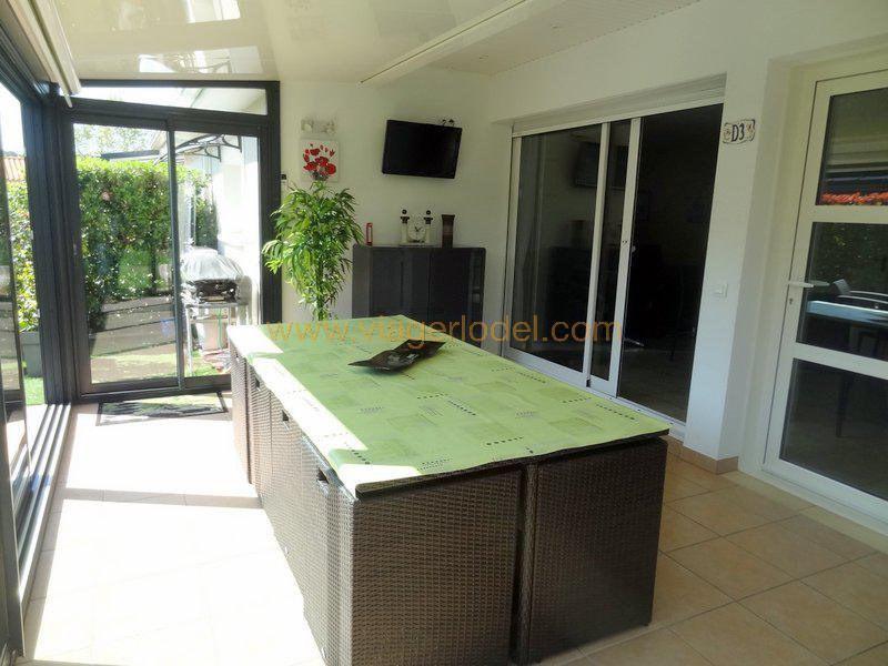 Vendita nell' vitalizio di vita casa Montagnac 64600€ - Fotografia 8