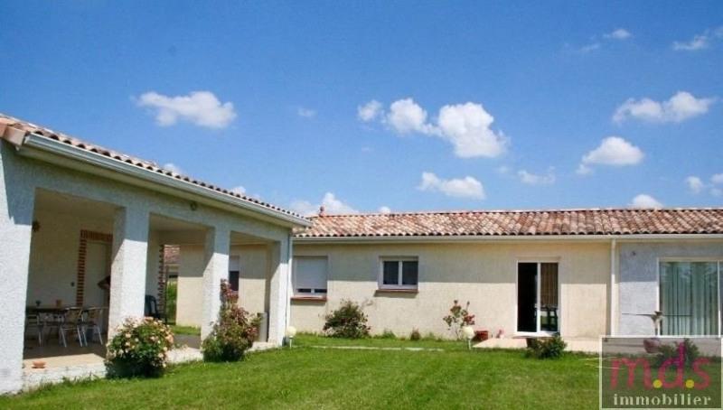 Vente maison / villa Montastruc 10 mn 319000€ - Photo 2
