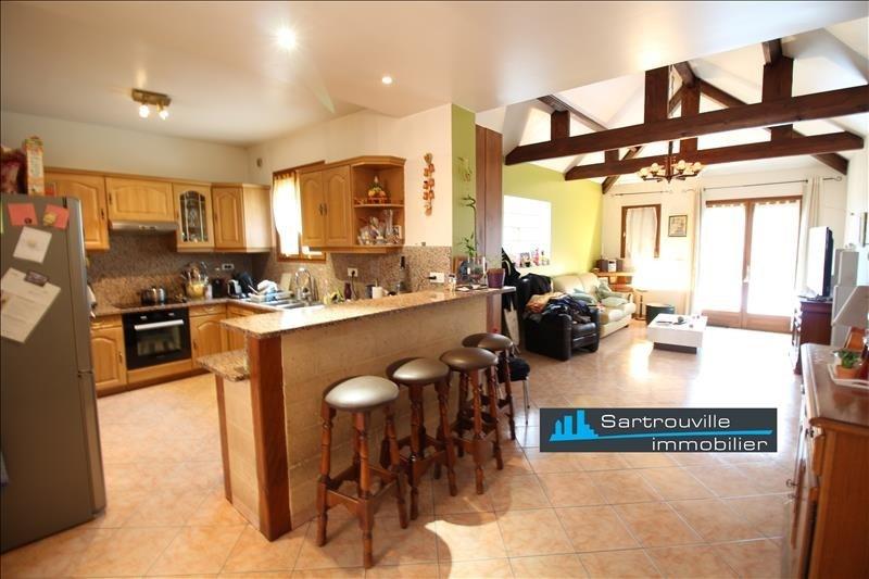 Sale house / villa Sartrouville 577500€ - Picture 1