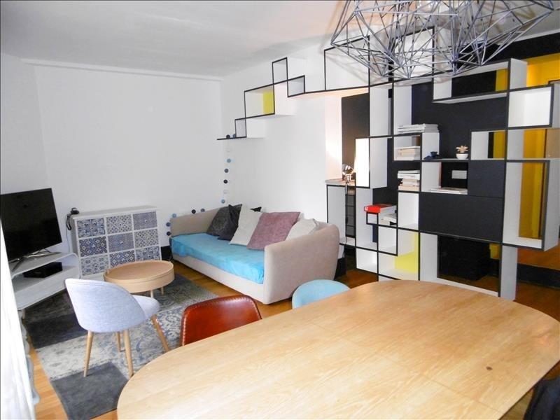 Rental apartment Levallois 1620€ CC - Picture 3