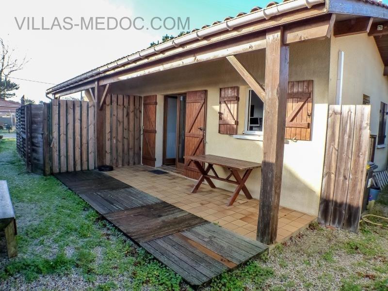 Vente maison / villa Vendays montalivet 166000€ - Photo 1
