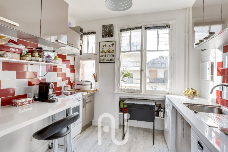 Revenda apartamento Courbevoie 399000€ - Fotografia 3