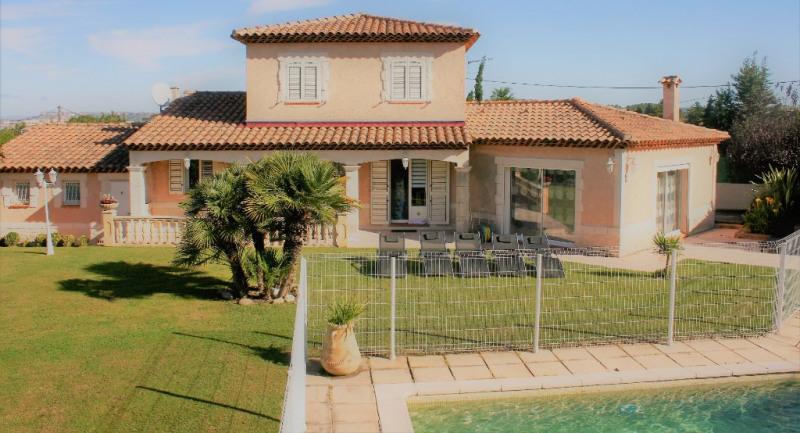 Revenda residencial de prestígio casa Gignac la nerthe 850000€ - Fotografia 2