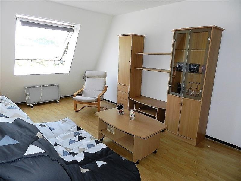 Location appartement Grande motte 590€ CC - Photo 1