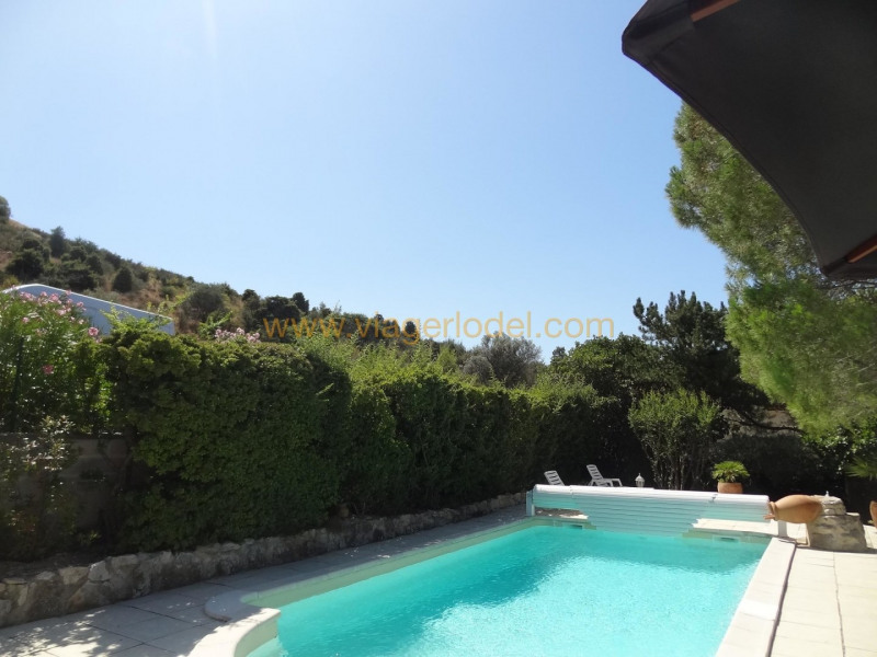 Life annuity house / villa Theziers 70000€ - Picture 6
