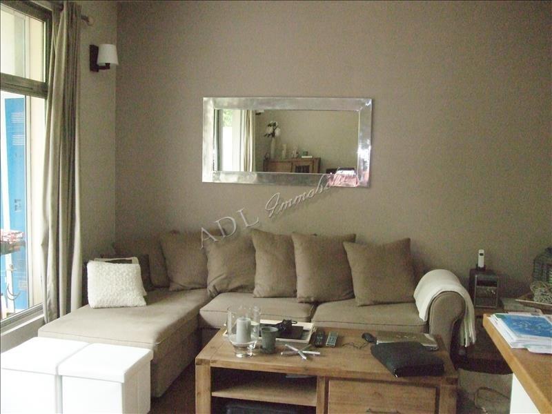 Sale apartment Gouvieux 132000€ - Picture 1