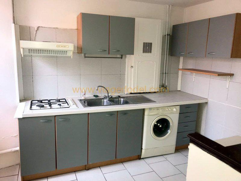 Viager appartement Nice 69500€ - Photo 2
