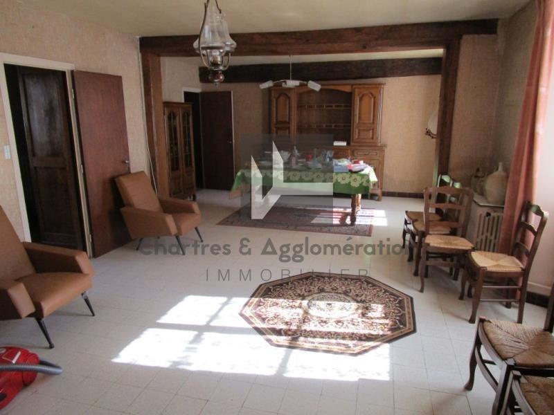 Vente maison / villa Meslay le vidame 126000€ - Photo 2