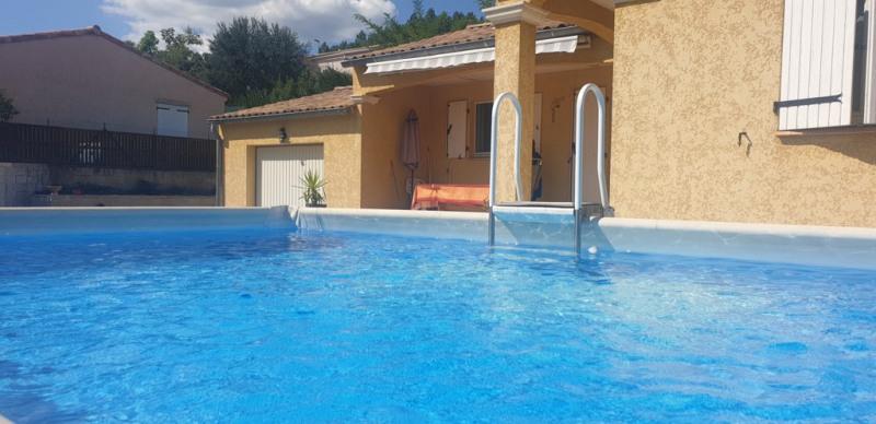 Vente maison / villa Sainte cecile d'andorge 147000€ - Photo 1