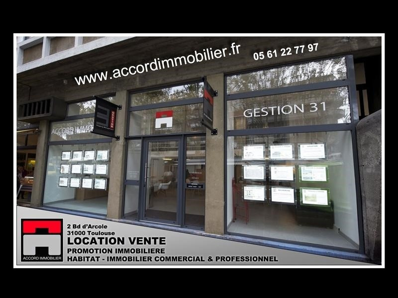 Vente appartement Toulouse 125 000€ - Photo 2