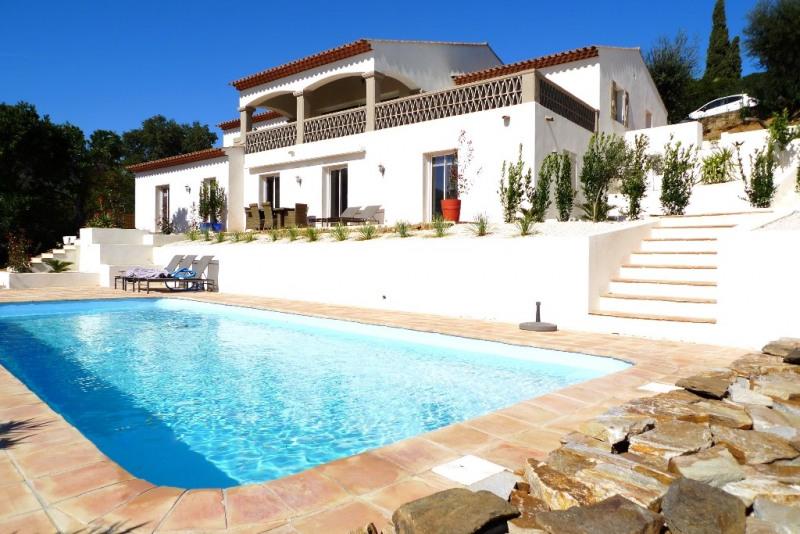 Vente de prestige maison / villa Cavalaire sur mer 1995000€ - Photo 2