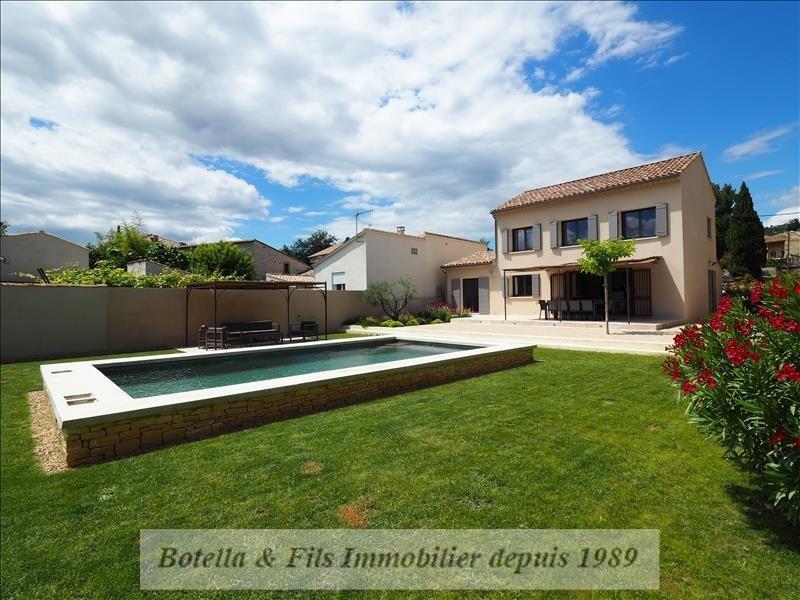 Verkoop van prestige  huis Uzes 399000€ - Foto 2
