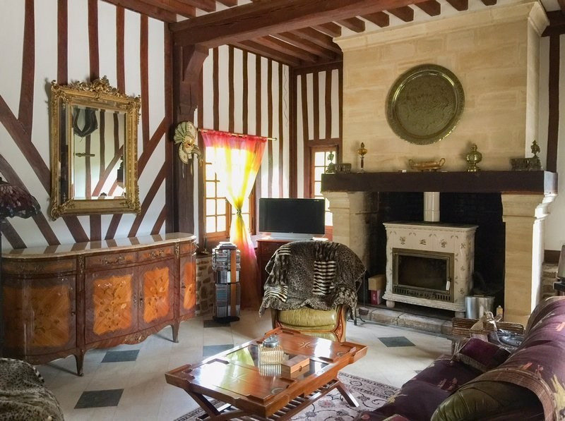 Vente maison / villa Bieville beuville 493500€ - Photo 2