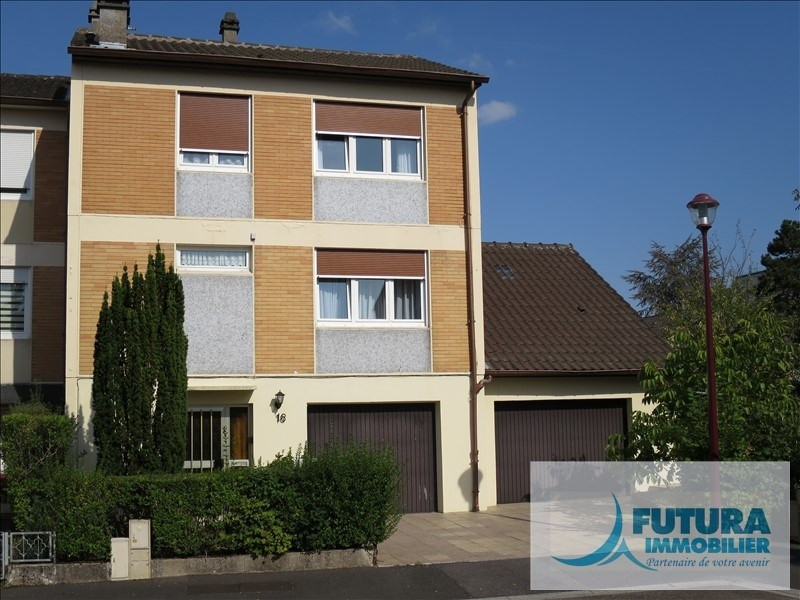 Vente maison / villa Moulins les metz 215 000€ - Photo 1