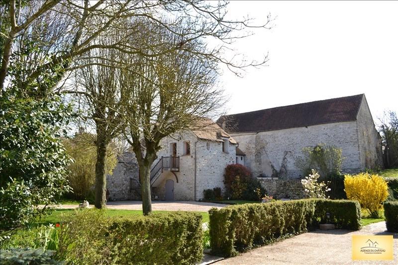 Venta  casa Breuil bois robert 700000€ - Fotografía 8