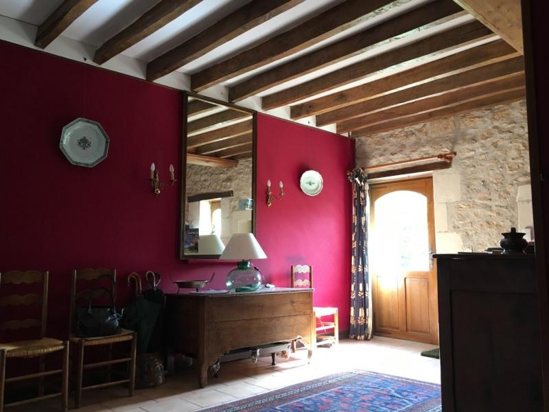 Vente maison / villa Saint-quentin-sur-indrois 220500€ - Photo 6