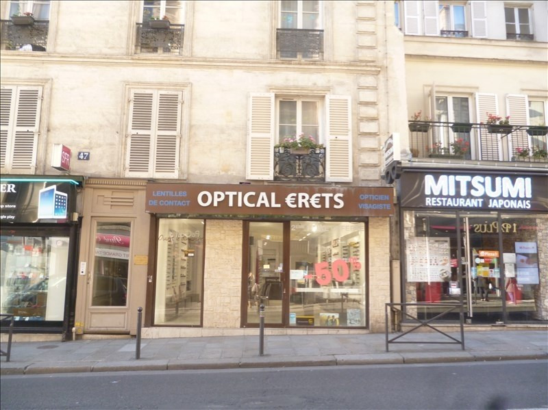 Location boutique Paris 8ème 3 500€ HT/HC - Photo 5