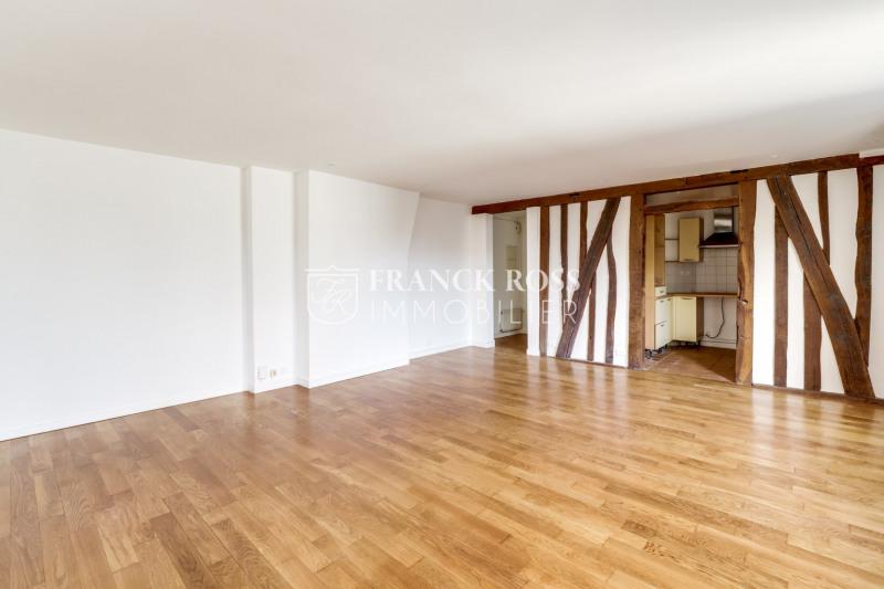 Rental apartment Paris 4ème 2150€ CC - Picture 2