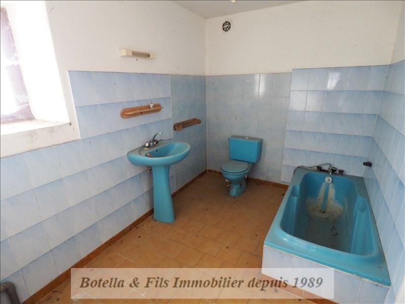 Sale house / villa Goudargues 159000€ - Picture 8