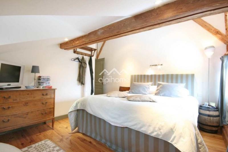 Deluxe sale house / villa Saint gervais les bains 1050000€ - Picture 11