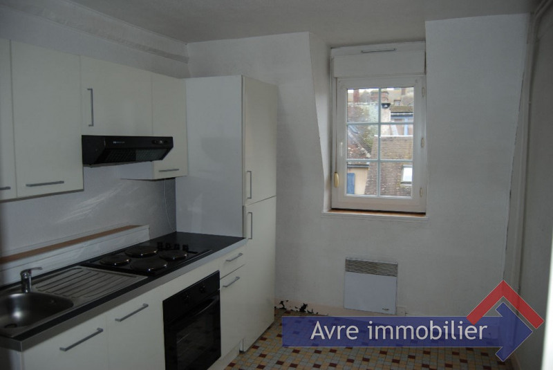 Rental apartment Verneuil d avre et d iton 441€ CC - Picture 1