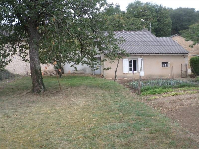 Vente maison / villa Civaux 77000€ - Photo 3