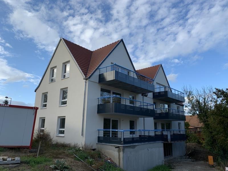 Sale apartment Eckwersheim 240000€ - Picture 1
