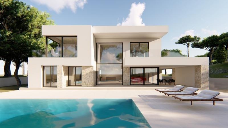 Verkauf von luxusobjekt haus Moraira province d'alicante 950000€ - Fotografie 3