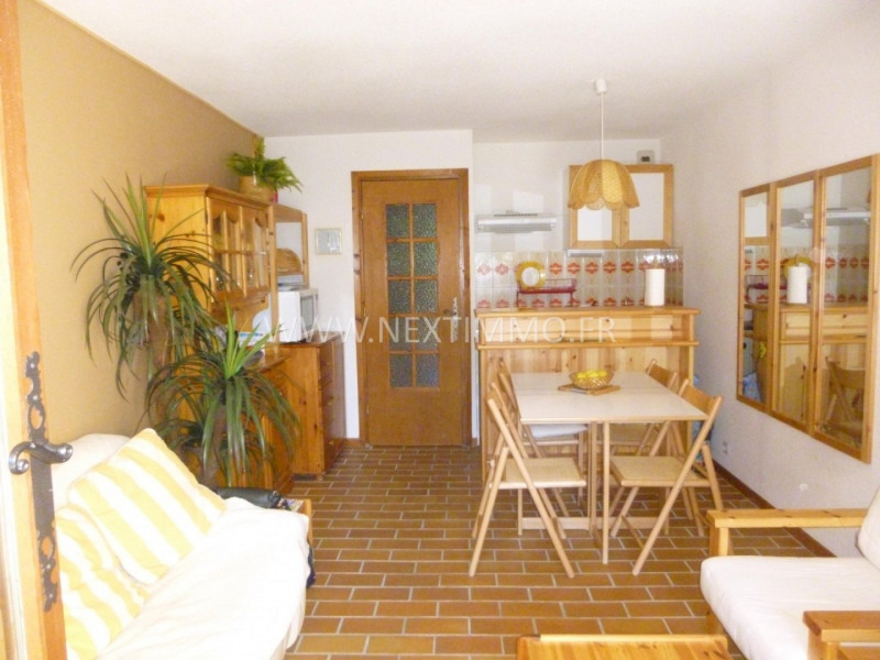 Vente appartement Valdeblore 84 000€ - Photo 3