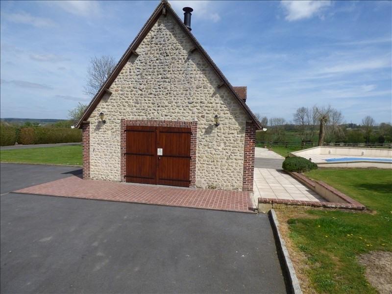 Sale house / villa Moulins la marche 328000€ - Picture 7