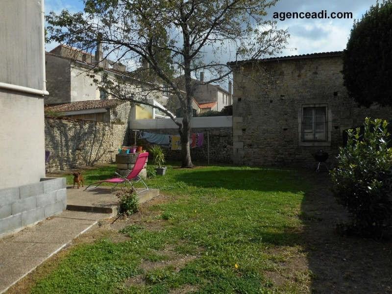 Location maison / villa La mothe st heray 550€ CC - Photo 1