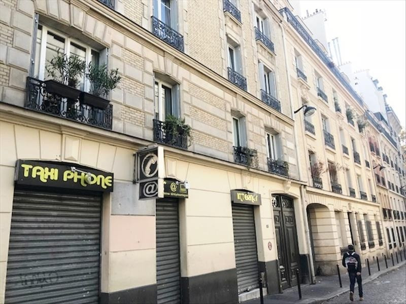 Vente local commercial Paris 18ème 519 000€ - Photo 1