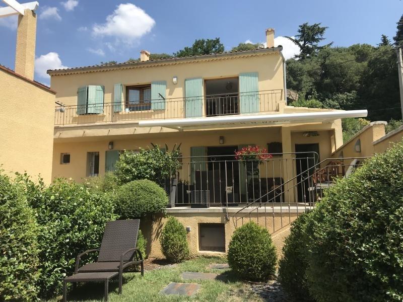 Sale house / villa Eguilles 525000€ - Picture 4